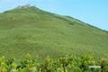 目国内岳山頂付近