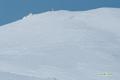 ニトヌプリ山頂付近