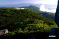 岩内岳方向