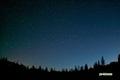 神仙沼の星空~こぐま座と昇るおおぐま(北斗七星)