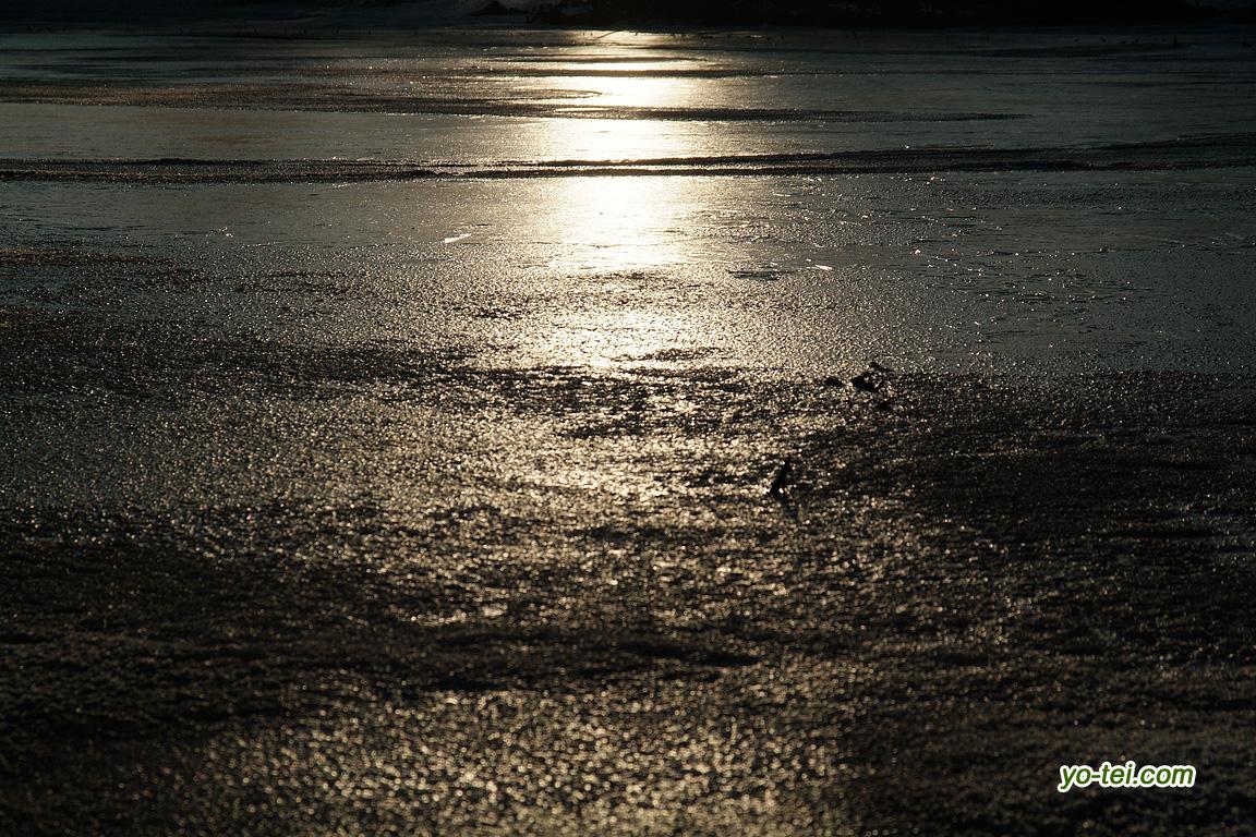 再凍結の神仙沼