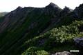 山頂と旧山頂