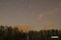 土星・ルーリン彗星