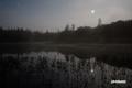 神仙沼~水面の金星