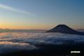 雲海・羊蹄山