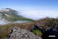雲上の積丹半島