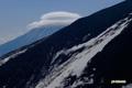 ニセコアンヌプリ北斜面と羊蹄山