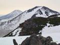 ニセコアンヌプリと羊蹄山