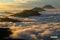 ニセコ連峰東部と羊蹄山