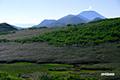 パンケ目国内湿原と羊蹄山・ニセコ連峰