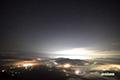 羊蹄山からの夜景~ニセコ・倶知安