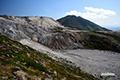 イワオヌプリ山頂部とニセコアンヌプリ