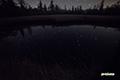 池塘の北斗