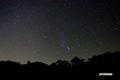 神仙沼の星空~オリオン座