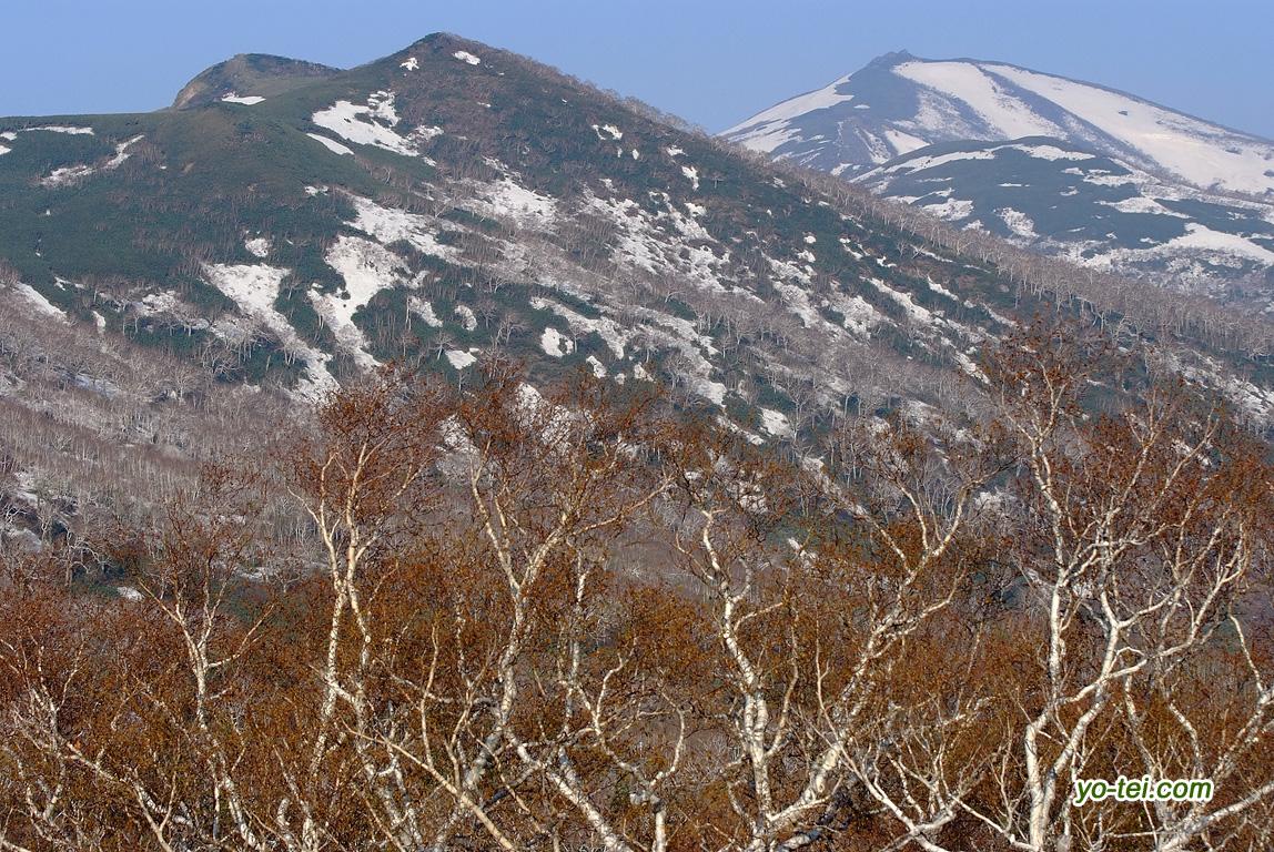 白樺山・目国内岳