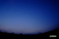 神仙沼の星空~4