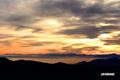 大雪山から夕張岳