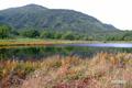 鏡沼とニセコアンヌプリ