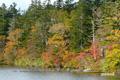 コックリ湖~紅葉