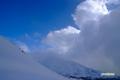 ニセコアンヌプリと雲