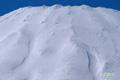 羊蹄山山頂付近