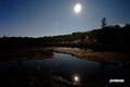 月・木星・湿原