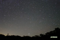 ペガスス座と木星