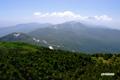ニセコ連峰と羊蹄山