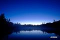 神仙沼~夜明け前