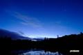 夜明けの神仙沼~ぎょしゃ座・おうし座他