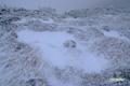 羊蹄山~霧氷