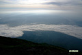 雲の河~京極町方向