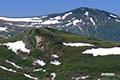 岩内岳と白樺山