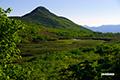 パンケ目国内湿原と岩内岳