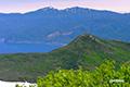 別岳と積丹岳