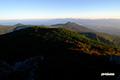 岩内岳・積丹半島方向
