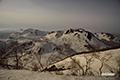 月明かりのニセコ連峰