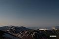 月明かりの風景~ニセコ連峰