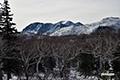 イワオヌプリとニセコアンヌプリ山頂部