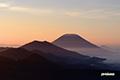 ニセコ連峰・羊蹄山