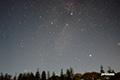 月夜~湿原の星空~夏の大三角