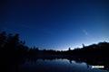 神仙沼の夜明け